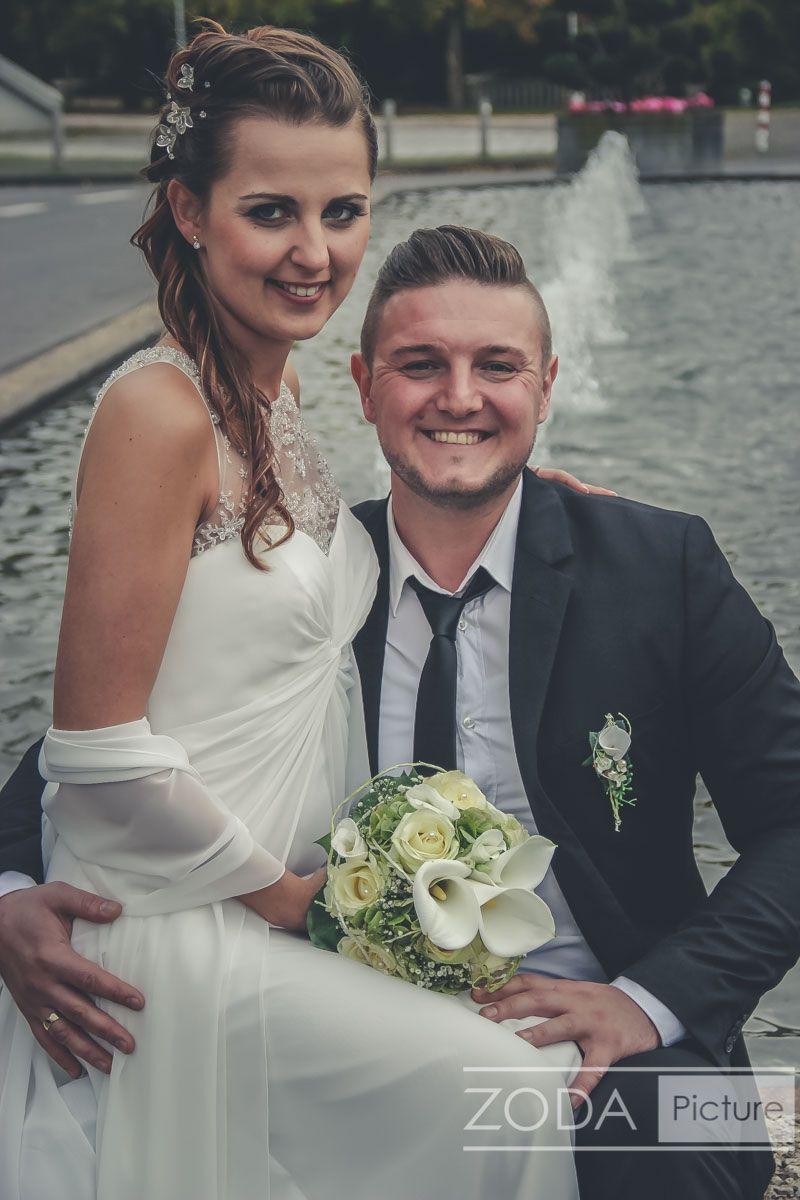 Hochzeitsfoto einer Hochzeit in Köln