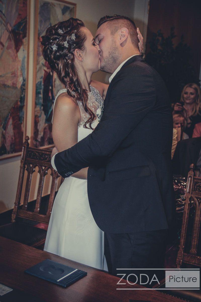 Hochzeitsfoto einer Hochzeit in Düren