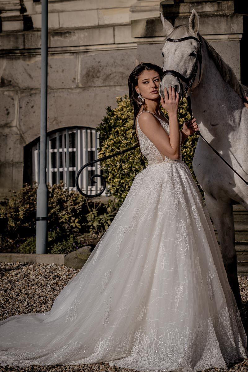 ZODA Picture - Brautshooting mit Pferd