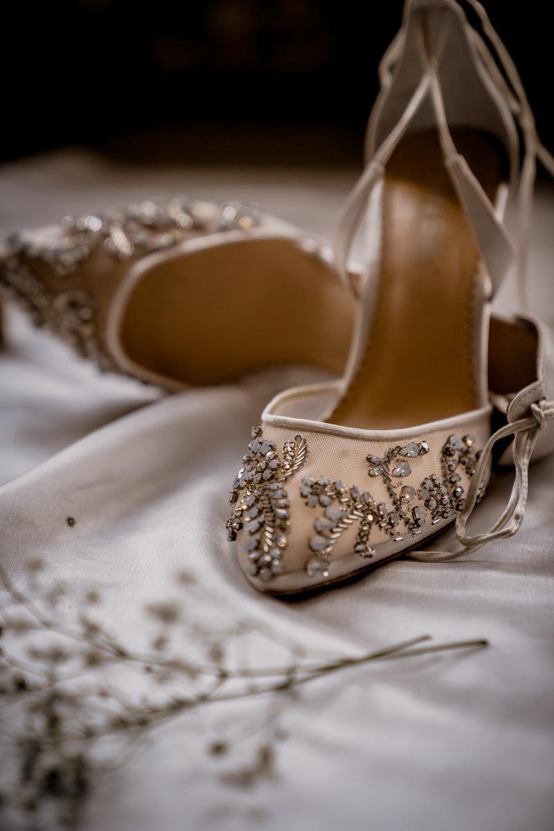 ZODA Picture Hochzeitsfotografie - Brautschuhe